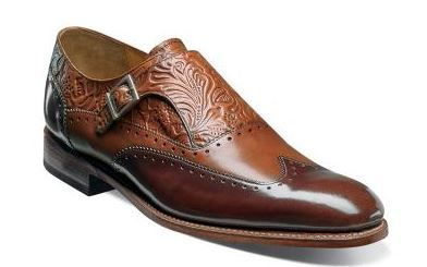 Stacy Adams Men's Leather Dress Shoe - Fashion Texture