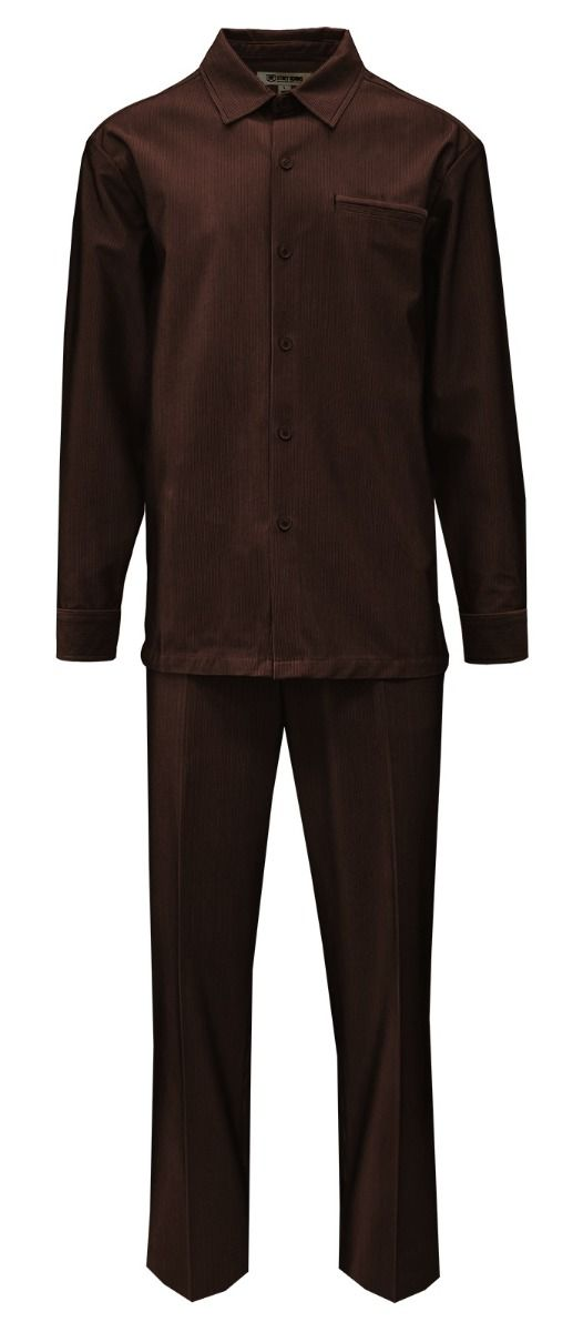 Stacy Adams Men's 2 Piece Walking Suit - Corduroy