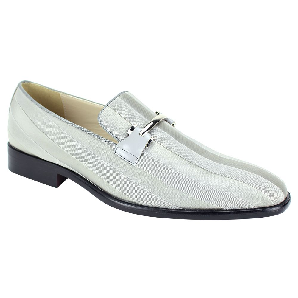 Roberto Chillini Men's Fashion Dress Shoe - Subtle Slip On