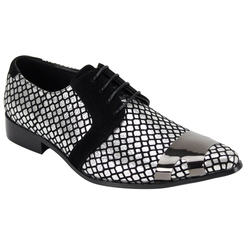 After Midnight Men's Fashion Dress Shoe - Sequin Pattern