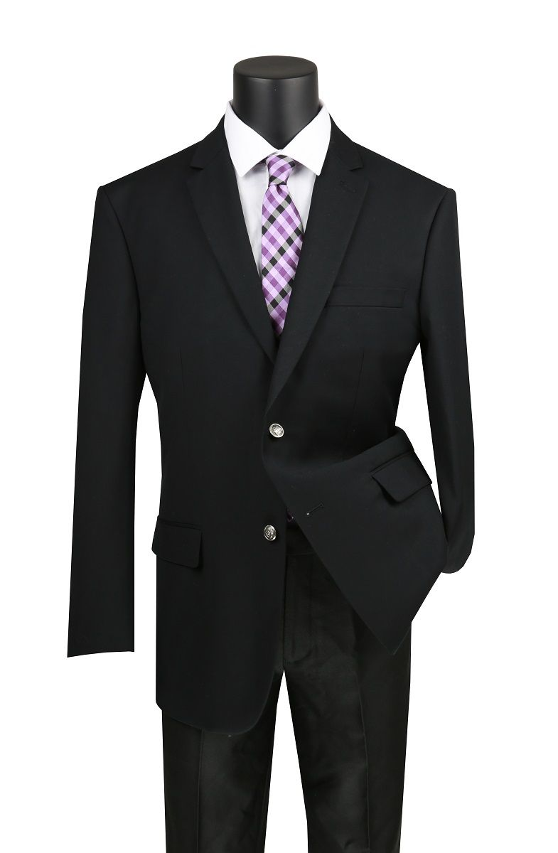 Vinci Men's Outlet Executive Sport Coat - Classic Business Coat