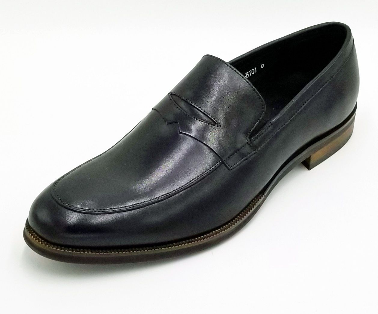 ZOTA Men's Premium Leather Dress Shoe - Executive Slip On