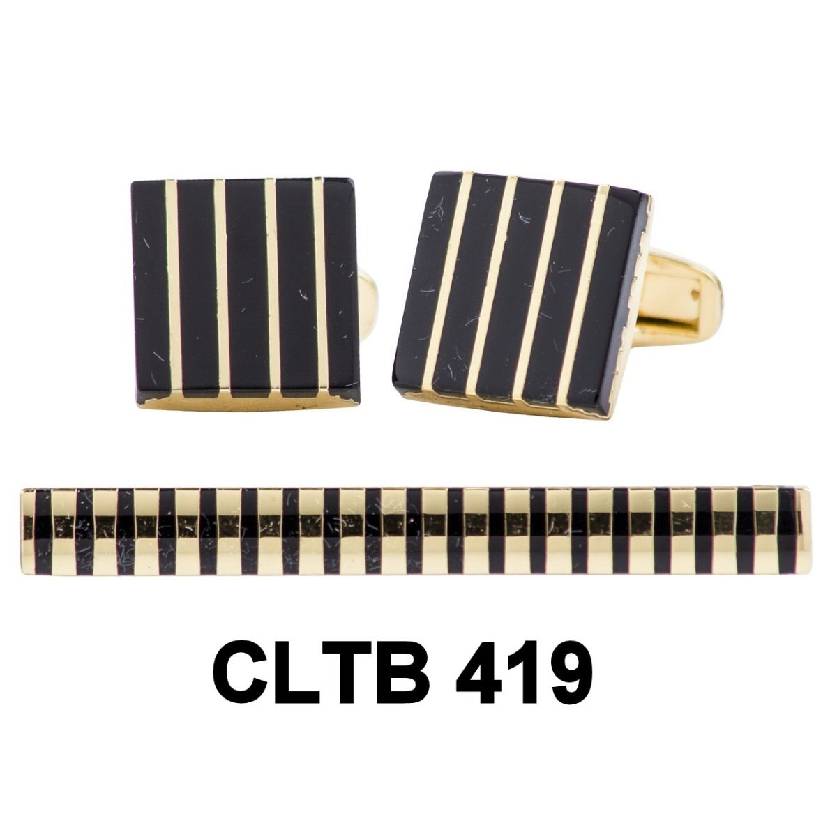 CCO Fashion Cuff Link Set in Gold - Assorted Styles