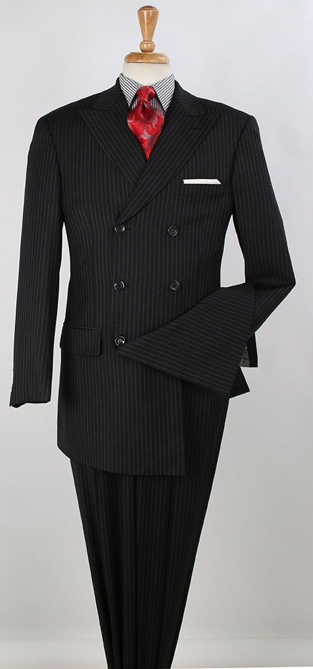Black with Charcoal Stripe