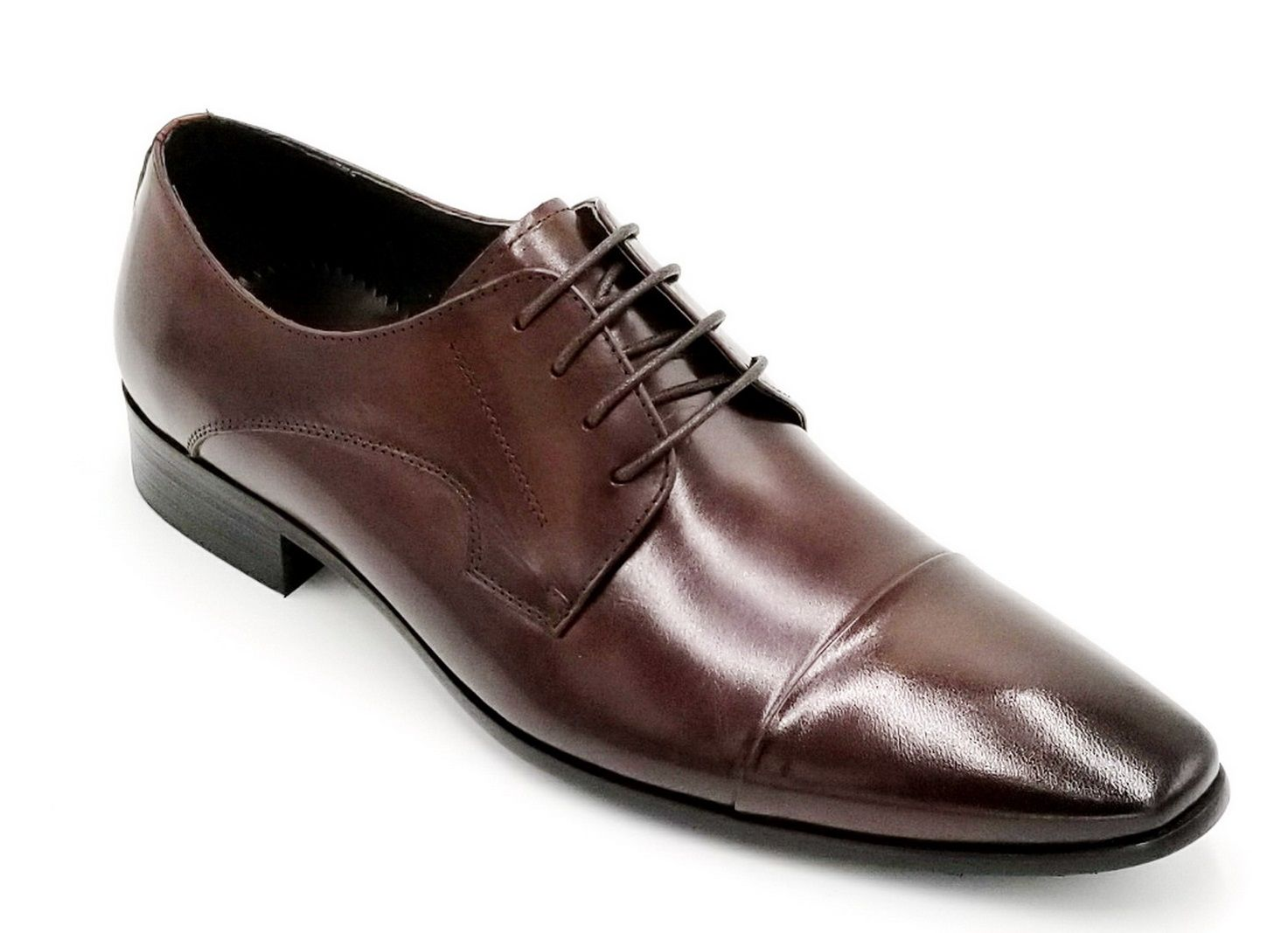 ZOTA Men's Premium Leather Dress Shoe - Sleek Lace Up