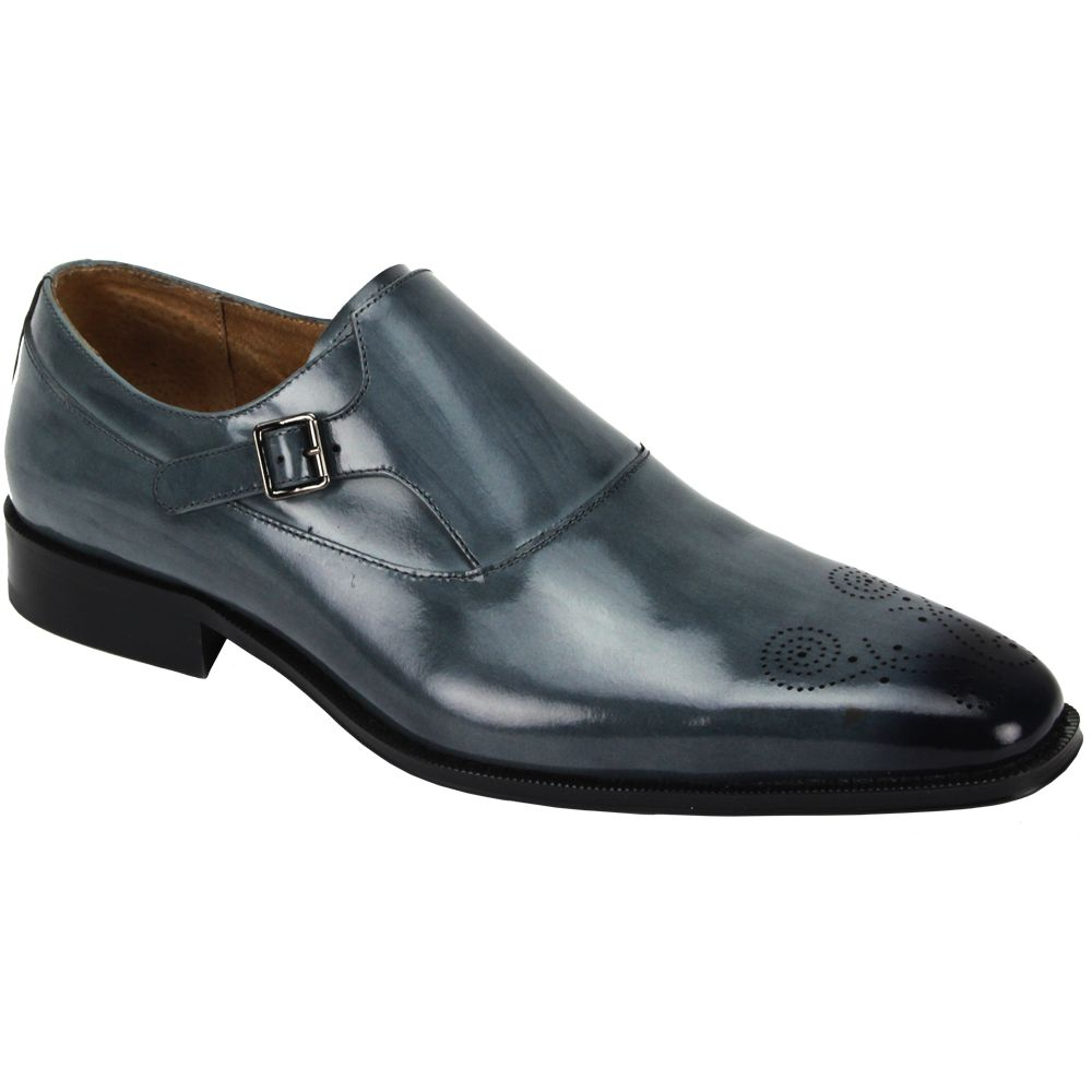Giovanni Men's Outlet Leather Dress Shoe - Smooth Finish
