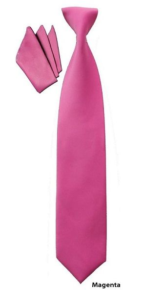 Karl Knox Classic Tie - Solid Colors