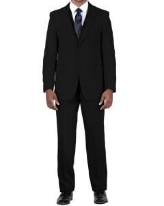 Falcone Men's 3 Piece Fashion Suit - Flat Front Pants