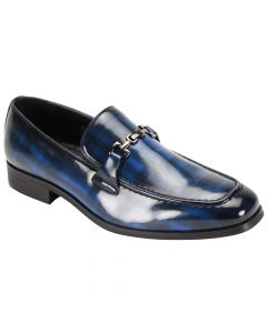 Antonio Cerrelli Men's Fashion Loafer - Stylish Buckle