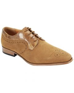 Antonio Cerrelli Men's Fashion Dress Shoe - Multiple Textures