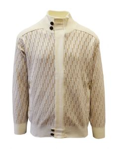 Silversilk Men's Sweater - Stylish Button Closure
