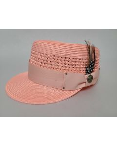 Bruno Capelo Men's Legionnaire Straw Hat - Solid Colors
