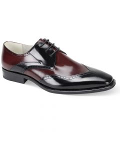 Giovanni Men's Outlet Leather Dress Shoe - Stylish Two Tone