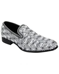 After Midnight Men's Fashion Dress Shoe - Geometric Shapes