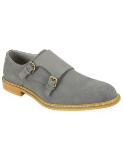 Giovanni Men's Leather Dress Shoe - Smooth Suede