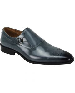 Giovanni Men's Leather Dress Shoe - Smooth Finish