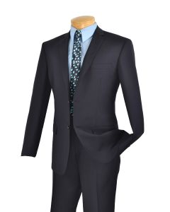 Vinci Men's 2 Button Slim Fit Suits - Simply Stylish