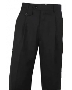Zacchi Men's Wide Leg Outlet Pants - Classic Pleated Style