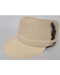 Capas Men's Fashion Straw Hat - Legionnaire Style