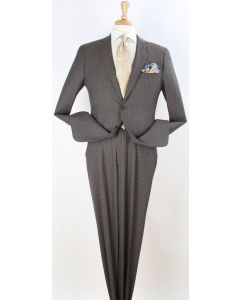 Apollo King Men's 2pc 100% Wool Fashion Suit - Exciting Color Design