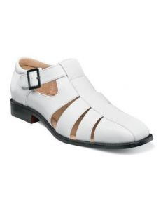 Stacy Adams Men's Leather Dress Sandal - Stylish Design